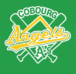 Logo for Cobourg Angels Baseball
